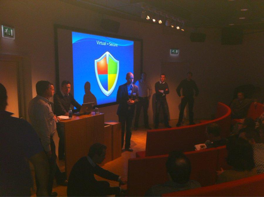 App-V User Group final session